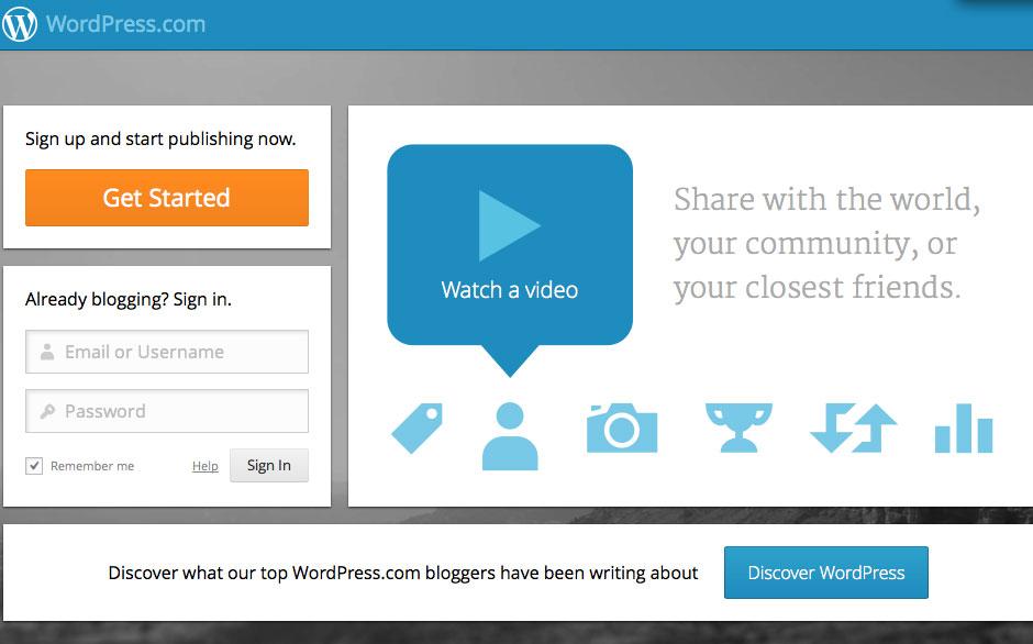 Wordpress - das System für Blogger